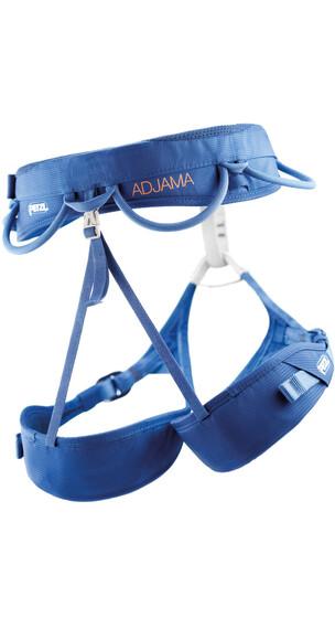 Petzl Adjama Harness Blue